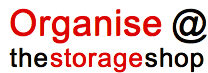 Organise at The Storage Shop
