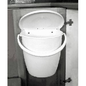 11 litre Half Round Bin