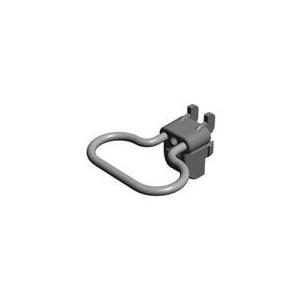 Elfa Utility Pliers Hook - 4 Pack - Grey