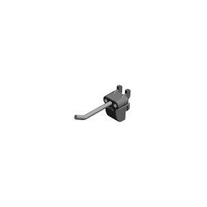 Elfa Utility Short Tool Hook - 5 Pack - Grey